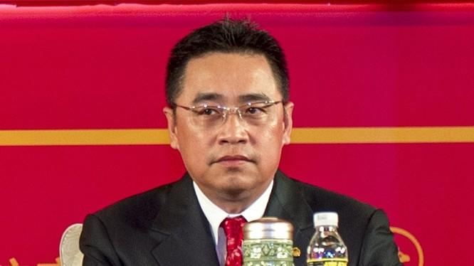 Ông Vương Kiện lúc còn sống