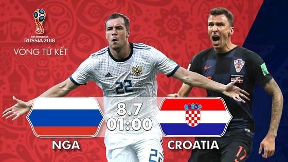 Với đội hình ra sân thiên về tấn công người Nga hy vọng kết thúc trận đấu trong vòng 90 phút.