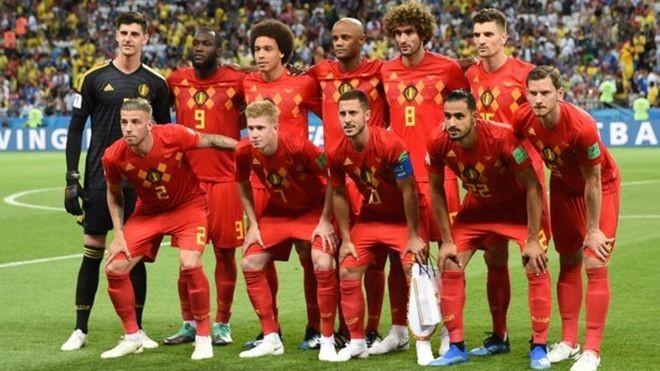 Thế hệ vàng của Đội tuyển Bỉ