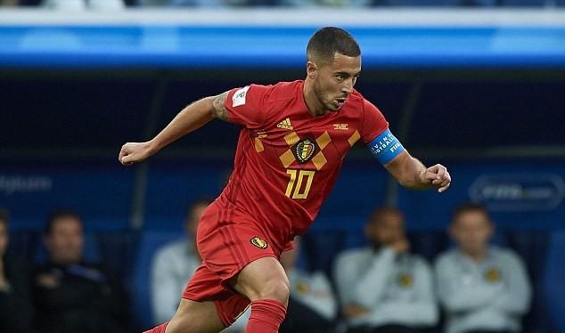 Linh hồn Đội tuyển Bỉ và CLB Chelsea.