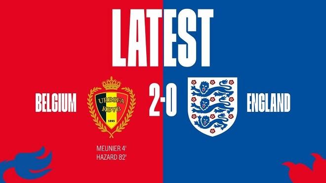 Thắng Tam sư 2-0, Bỉ giành Huy chương đồng đầy thuyết phục.