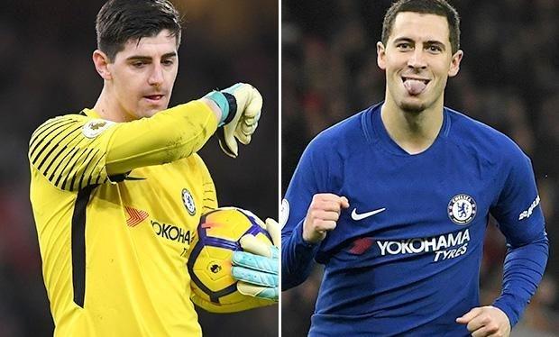300 triệu cho 2 ngôi sao Chelsea.