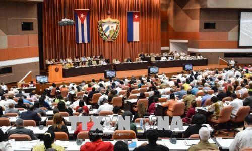 Dự kiến QH Cuba sẽ thông qua Hiến pháp mới.
