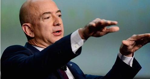 Jeff Bezos trở thành người giàu nhất thế giới