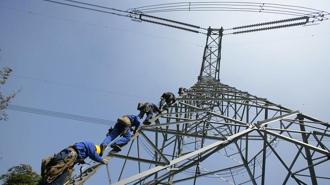 Đức không muốn Trung Quốc đặt chân vào lĩnh vực điện lực của mình.