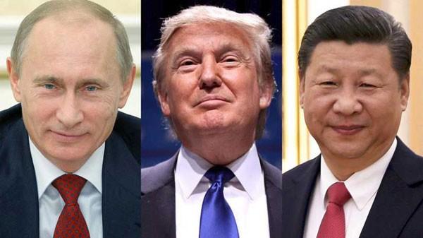 """""""Ba nhà chiến lược này tụ họp để đánh """"ván cờ"""" chiến lược mà thế giới trước đây không làm được""""-chuyên gia Nguyễn Trần Bạt nhận xét."""