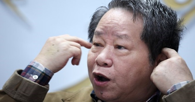 Chuyên gia Nguyễn Trần Bạt. (Ảnh: Internet)