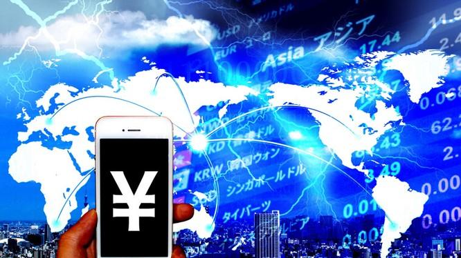 Thị trường thanh toán điện tử nói chung ở Trung Quốc đã đạt 9.000 tỷ USD.