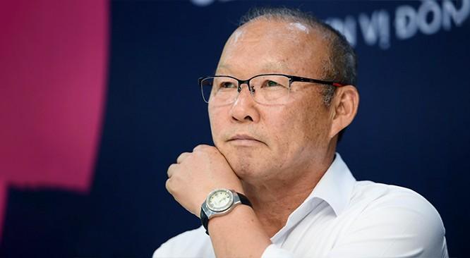 Huấn luyện viên Park Hang-seo