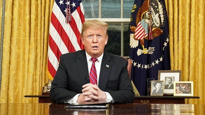 Hai năm đầu ông Trump vào Nhà Trắng.