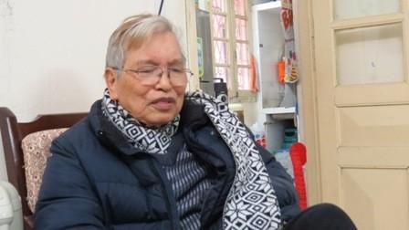 Nhà văn Xuân Cang