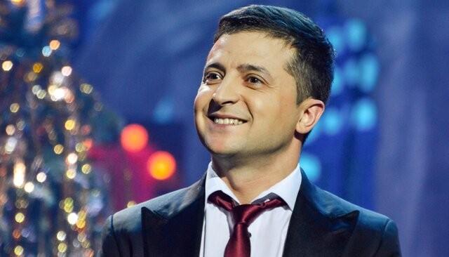 73% người dân Ucraina được hỏi ủng hộ ứng cử viên Vladimir Zelensky, một diễn viên hài, làm Tổng thống Ucraina.