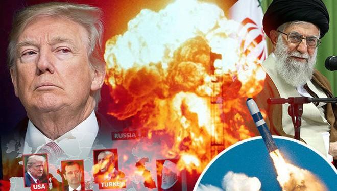 Chính quyền Iran sẽ đáp trả nếu bị Mỹ tấn công.