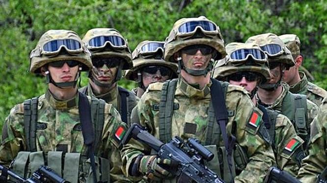 Quân đội Bêlarut