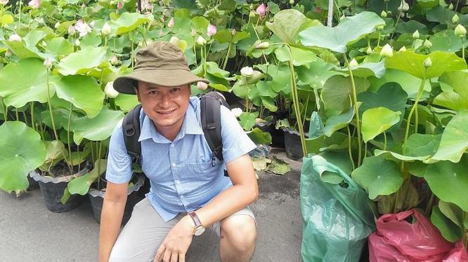 Ông Nguyễn Đức Ninh – Giám Đốc Công ty Cổ phần Alofarm Việt Nam