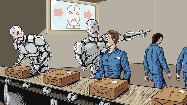 """""""Trí tuệ nhân tạo"""" đang ngày càng ảnh hưởng và chi phối con người."""