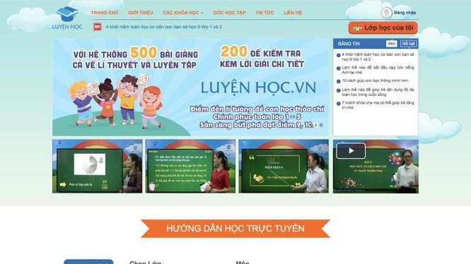 luyenhoc.vn áp dụng phương pháp toán tư duy bằng hình ảnh để mang lại những khóa học chất lượng cao cho học sinh tiểu học.
