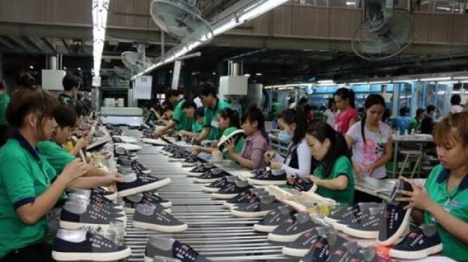 Covid-19 đang làm cho ngành da giày Viejt Nam lao đao- Ảnh internet.