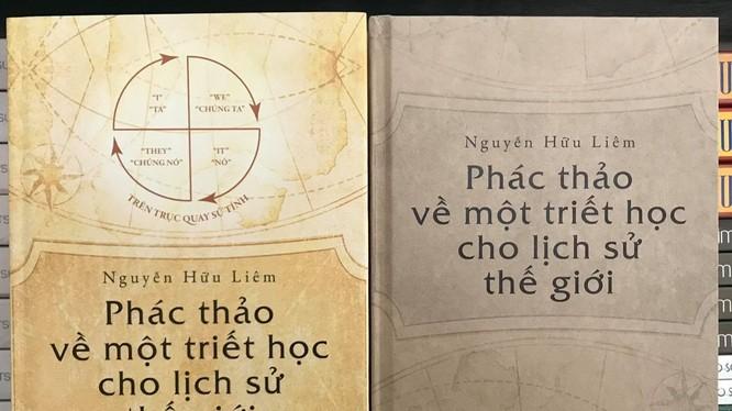 Cuốn sách triết học của GS Nguyễn Hữu Liêm được GS Dương Ngọc Dũng đánh giá rất cao.