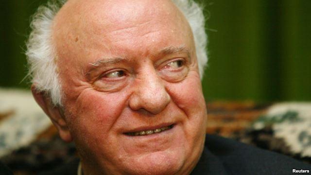 Eduard Shevardnadze, cựu Ngoại trưởng Liên Xô (Ảnh: Internet)