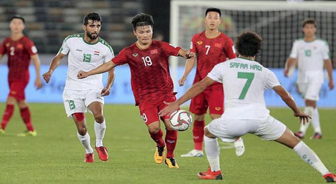 Đội tuyển VN có 99,2% cơ hội lọt vào vòng loại cuối World Cup.