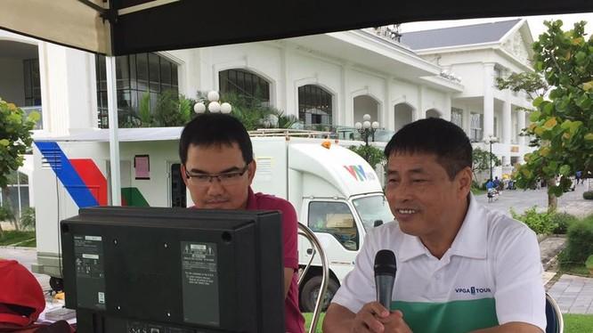 TS Nguyễn Ngọc Chu (phải): Tách nhập tỉnh phải xuất phát từ nhu cầu thực tiễn, được bảo vệ bởi những luận cứ có tính khoa học và được kiểm nghiệm bởi thực tiễn.