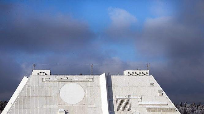 Trạm radar chống tên lửa đạn đạo tốt nhất thế giới của Nga (Ảnh Tư liệu)