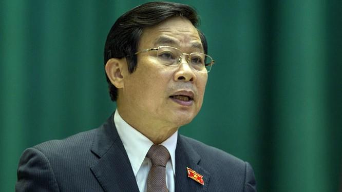 Ông Nguyễn Bắc Son, Bộ trưởng Bộ TT&TT