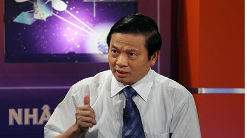 Ông Lê Doãn Hợp, Chủ tịch Hội Truyền thông số Việt Nam