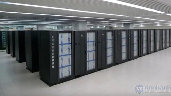 Trung Quốc phát triển siêu máy tính thế hệ mới (Ảnh: NTDTV)