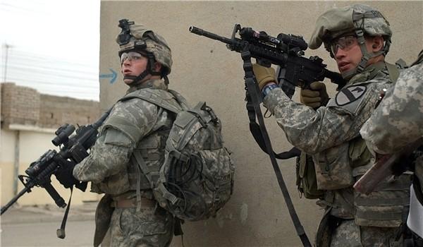 Đặc nhiệm Mỹ đang thực hiện chiến dịch bí mật ở Iraq