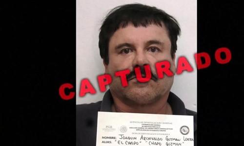 Video: Bắt trùm ma túy khét tiếng Guzman