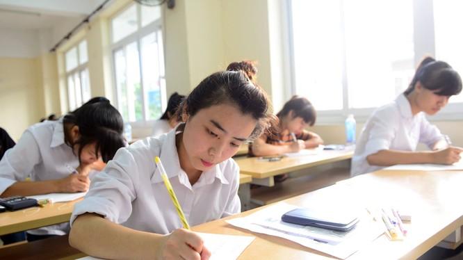 Học sinh chính thức bước vào kỳ thi tuyển sinh lớp 10 năm học 2019-2020