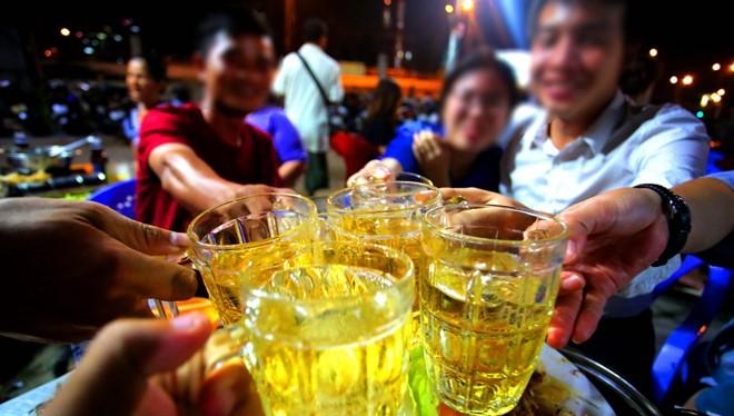 Không sử dựng rượu, bia khi tham gia giao thông