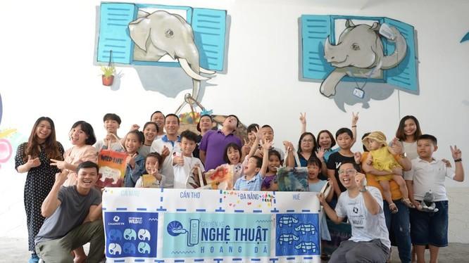 """Chương trình """"Chuyến xe nghệ thuật hoang dã"""" tại Đà Nẵng"""