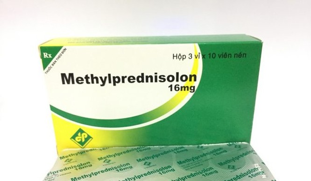 Thuốc Methylprednisolon 16mg