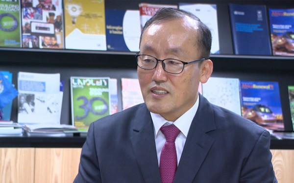 TS. Kidong Park – Trưởng đại diện Tổ chức Y tế thế giới (WHO) tại Việt Nam