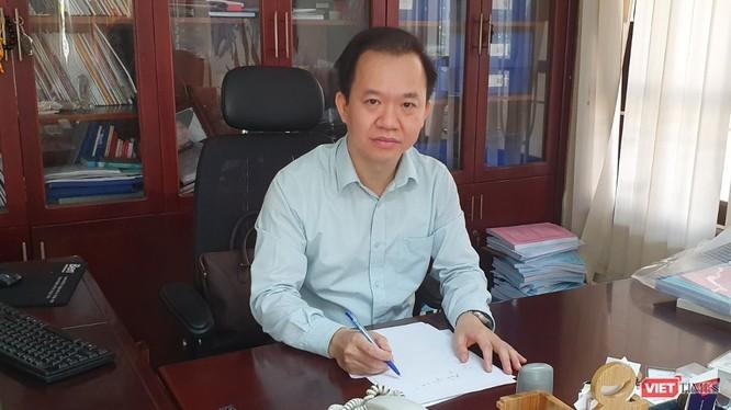PGS. TS. Bùi Hoài Sơn – Viện trưởng Viện Văn hóa nghệ thuật quốc gia Việt Nam.