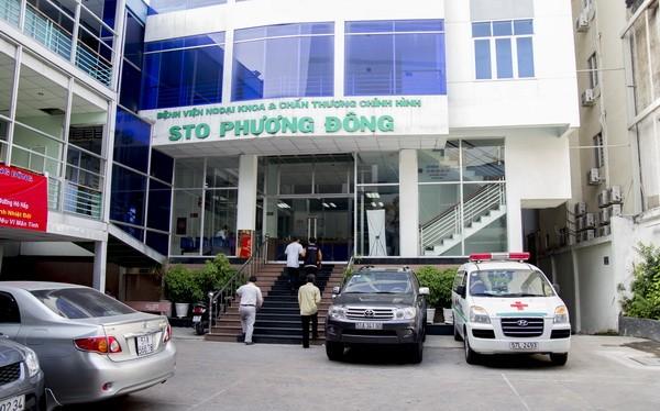 Bệnh viện STO Phương Đông. Ảnh: sto.vn