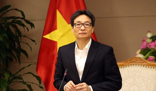 Phó Thủ tướng Vũ Đức Đam. Ảnh: VGP