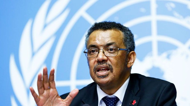 Ông Tedros Adhanom Ghebreyesus – Tổng Giám đốc Tổ chức Y tế Thế giới (WHO). Ảnh: MercoPress