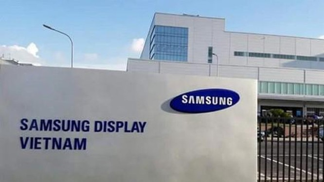 Công ty Samsung Display Việt Nam. Ảnh: Internet