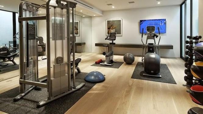 Phòng tập gym. Ảnh: Internet