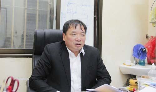 TS. BSCK II. Nguyễn Văn Dũng - Phó viện trưởng Viện sức khỏe tâm thần, Bệnh viện Bạch Mai (Ảnh: BS. Nguyễn Văn Dũng)