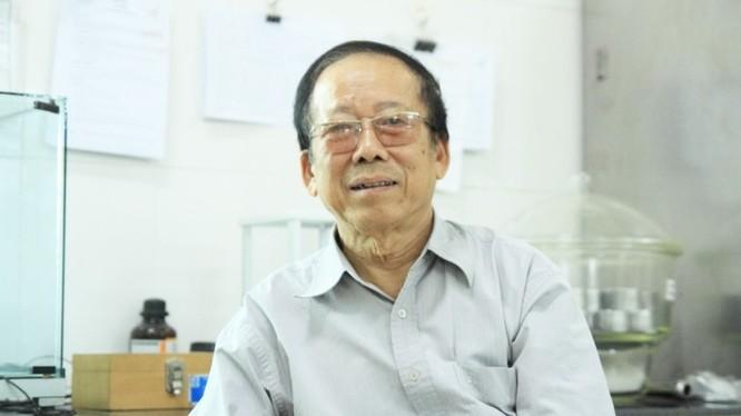 PGS.TS. Nguyễn Duy Thịnh - Viện Công nghệ Sinh học và Thực phẩm, Đại học Bách Khoa Hà Nội (Ảnh: Văn Bình - nguồn: moitruongvadothi)