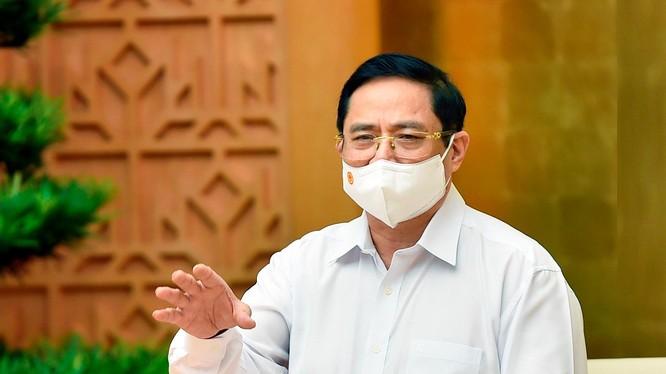 Thủ tướng Chính phủ Phạm Minh Chính (Ảnh - VGP)