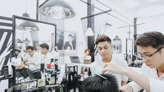 Dịch vụ cắt tóc (Ảnh minh hoạ)