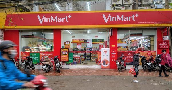 Hệ thống siêu thị Vinmart (Ảnh - VM)