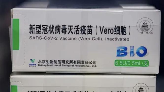 Vaccine COVID-19 Vero Cell (Ảnh - Reuters)