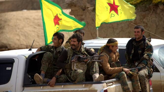 Các Đơn vị Bảo vệ Nhân dân YPG - nòng cốt của Lực lượng Dân chủ Syria.